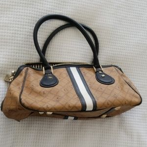 L.A.M.B. by Gwen Stefani Montego Satchel Hand Bag